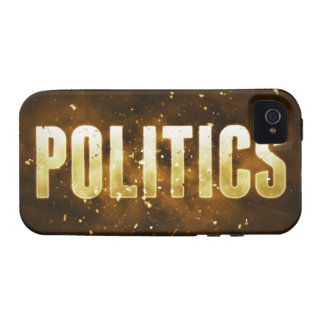 Politics iPhone 4 Cases