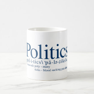 Politics Coffee Mug