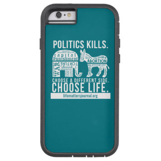 Politics Kills iPhone6/6s phone case