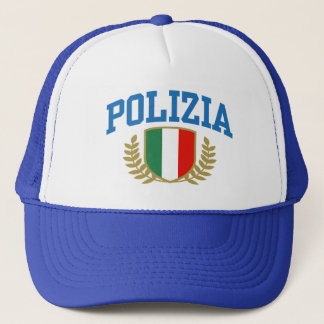 Polizia Trucker Hat