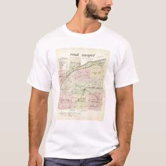 Polk County, Nebraska T-Shirt