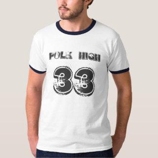 POLK  HIGH, 33 T-Shirt