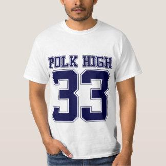 Polk High Bundy 33 T-Shirt