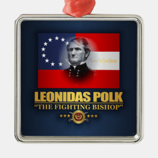 Polk (Southern Patriot) Metal Ornament