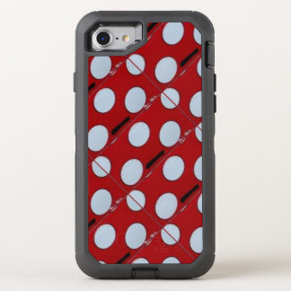 Polka Dot Apple iPhone 6/6s OtterBox Defender iPhone 7 Case