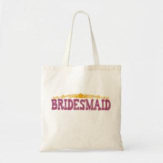 Polka Dot Bridesmaid Bag