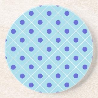Polka Dot Coaster