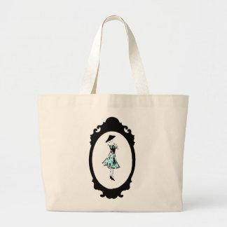 Polka Dot Dress ~ Bag