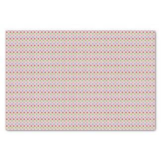 Polka Dot Happy Birthday Tissue Paper