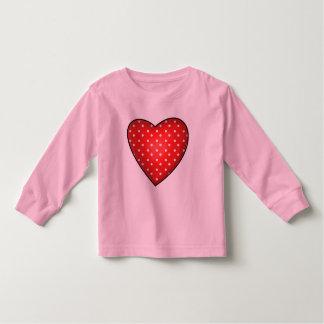 Polka Dot Hear T-shirts and Gifts