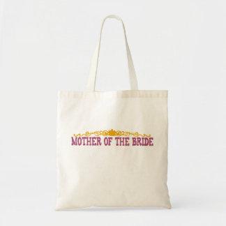 Polka Dot Mother of the Bride Bag
