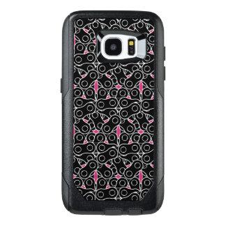 POlka Dot OtterBox Samsung Galaxy S7 Edge Case