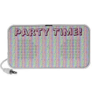 Polka Dot Party Travelling Speaker