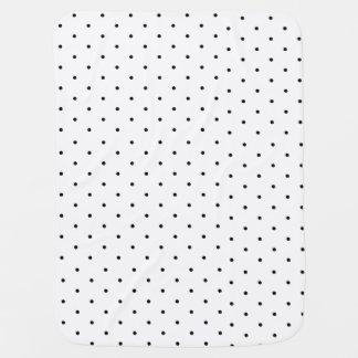 Polka Dot Pattern Baby Blanket