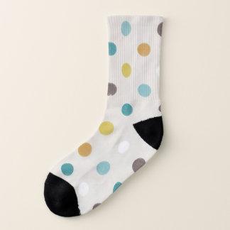 Polka Dot Uni-Sex Socks 1