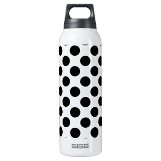 Polka Dots - 0.5L Insulated SIGG Thermos Water Bottle