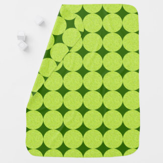 Polka Dots and Diamonds by Shirley Taylor Baby Blanket