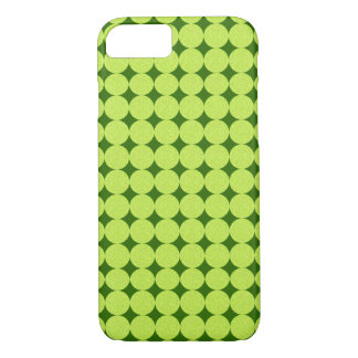 Polka Dots and Diamonds by Shirley Taylor iPhone 8/7 Case