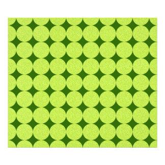 Polka Dots and Diamonds-Optical Illusion Photo