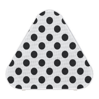 Polka Dots Black and White 1 Customizable