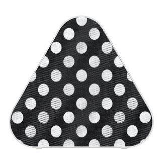 Polka Dots Black and White 2 Customizable