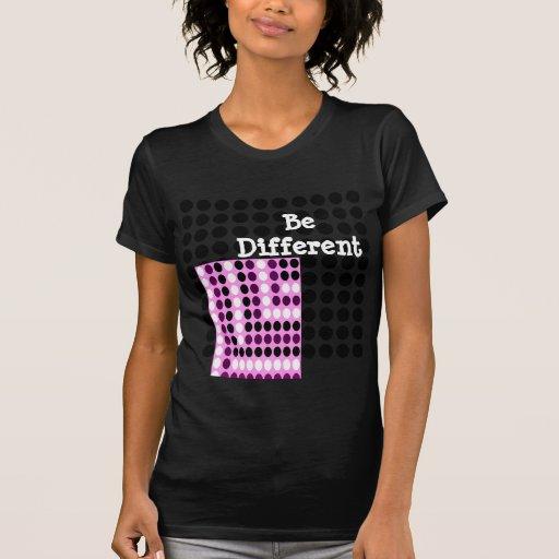 Polka dots - Black & White Shirts