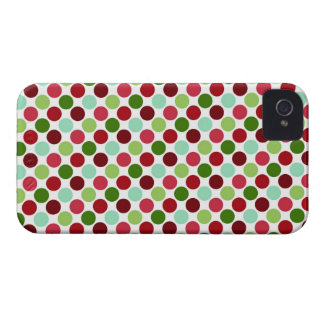 Polka Dots BlackBerry Bold Case Mate Covers iPhone 4 Covers