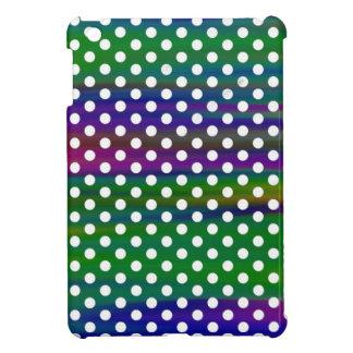 polka-dots iPad mini cover