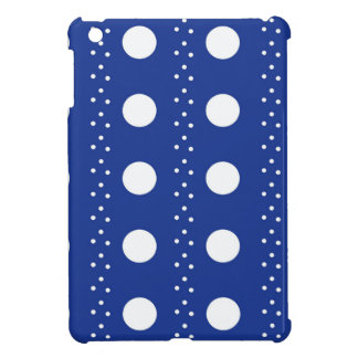 polka dots iPad mini cover