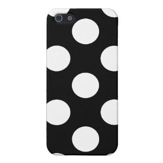 Polka Dots iPhone 5/5S Cases