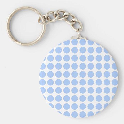 Polka Dots Key Chains
