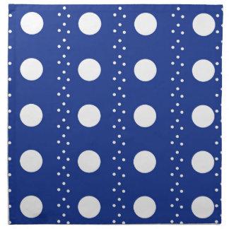 polka dots napkin
