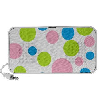 """""""Polka Dots"""" Portable Speaker"""