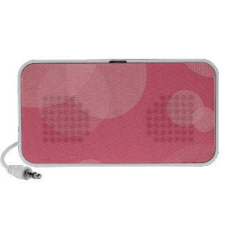 Polka Dots Portable Speakers