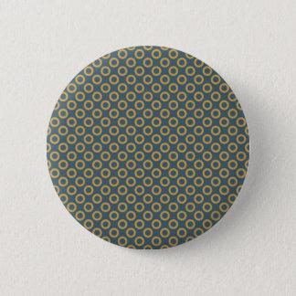 Polka Dots Standard, 2¼ Inch Round Button