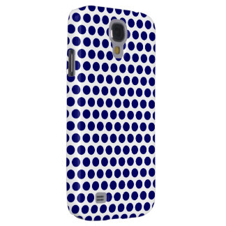 Polka Dots Tiled Galaxy S4 Covers