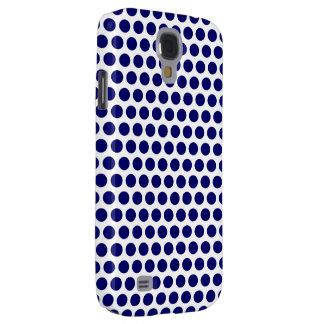 Polka Dots Tiled Samsung Galaxy S4 Cover