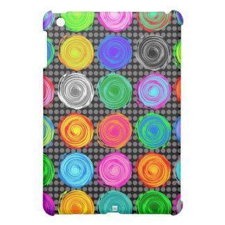 Polka Dots Twirl Patterns iPad Speck Case iPad Mini Covers