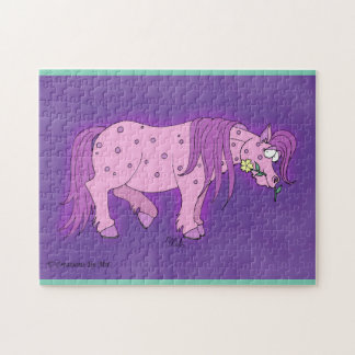 Polka Dotted Pony Puzzle