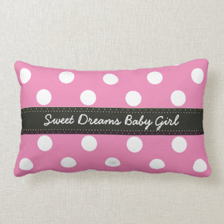 polka lumbar cushion