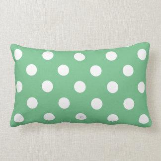 polka lumbar pillow