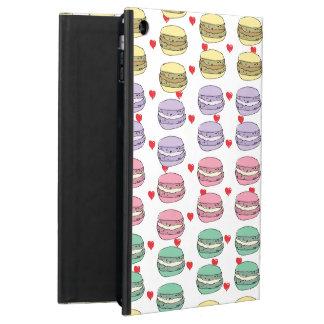 Polkadot My Heart Macaron iPad Air Case