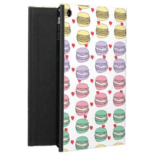 Polkadot My Heart Macaron Cover For iPad Air