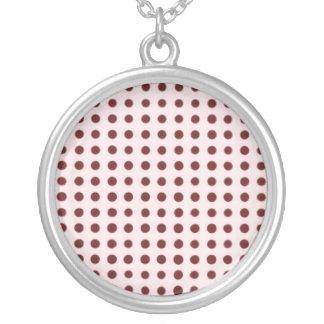Polkadot necklace