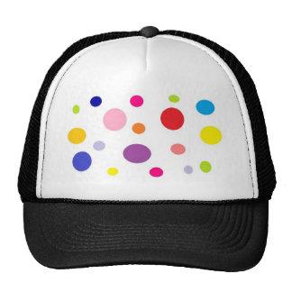 polkadots cap