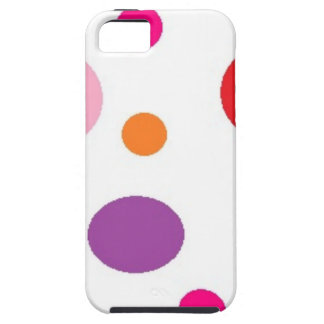 polkadots iPhone 5 cover