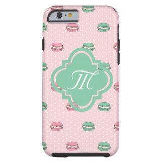 polkadots pink macarons 2.ai tough iPhone 6 case