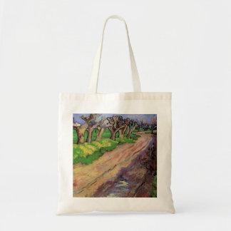 Pollard Willows by Vincent van Gogh Bags