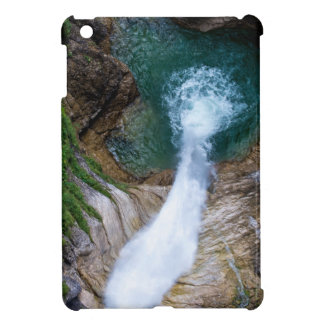Pollat River Waterfall - Neuschwanstein Castle iPad Mini Case
