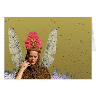 Pollen Collector Card